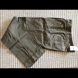 Jcrew chino perfect fit pants sz 00S nwt